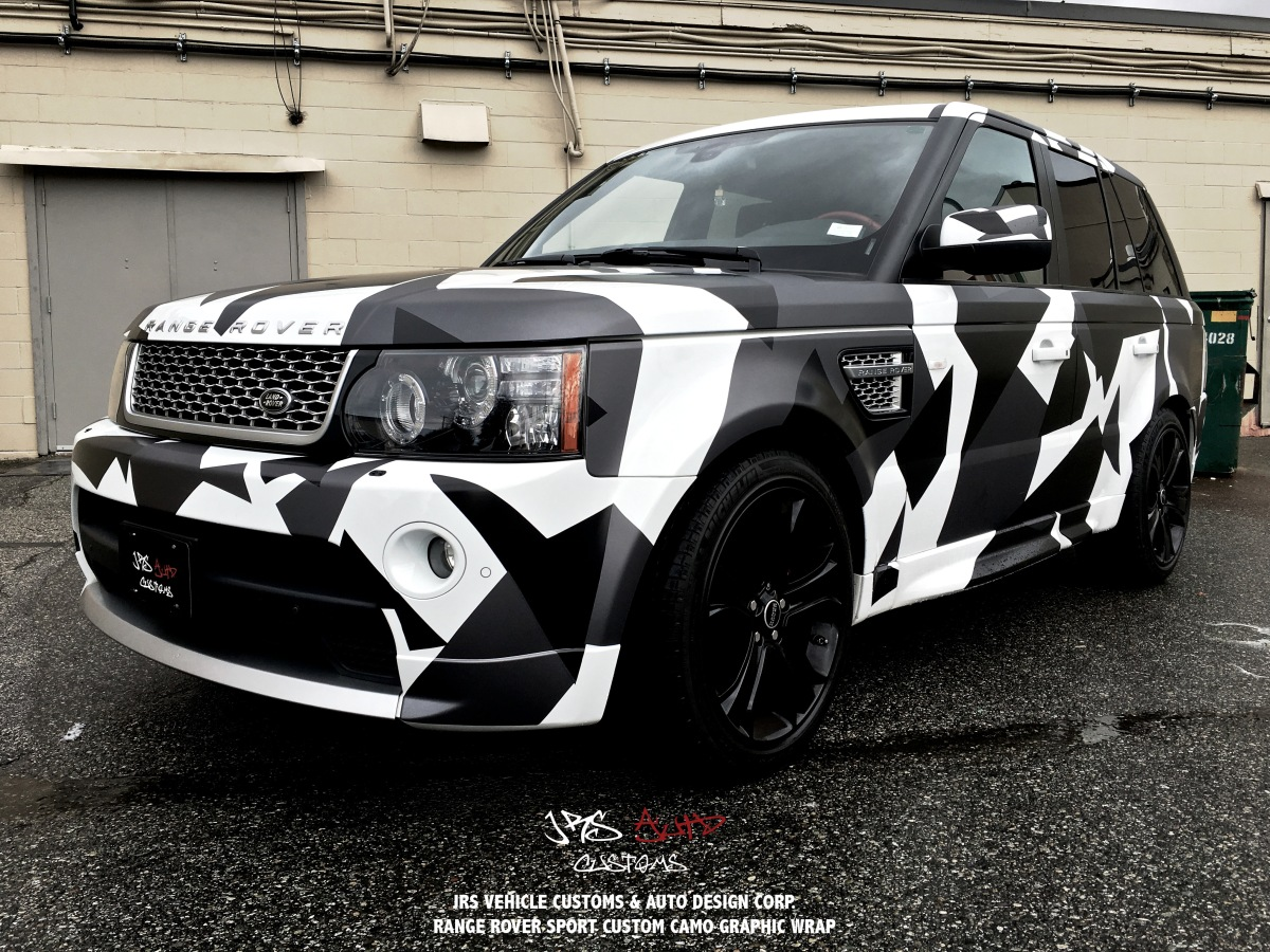 Rrs Camo Graphics Jrs Vehicle Customs Amp Auto Design Corp