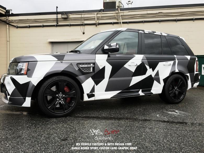 New Range Rover >> RRS CAMO GRAPHICS – JRS VEHICLE CUSTOMS & AUTO DESIGN CORP.