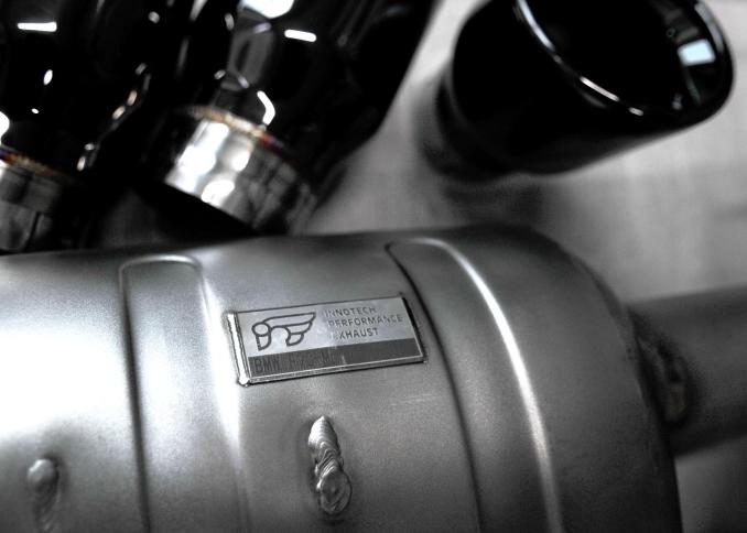 M5 iPE Exhaust
